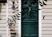 DIY-front-door-Halloween-decorating-idea-with-bats-and-more-81527-217x155