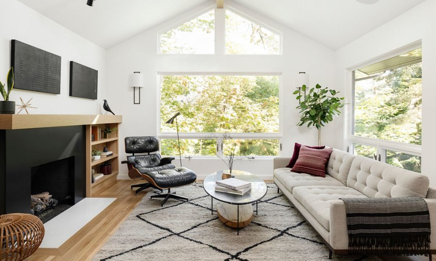 How to Create a Peaceful and Stress-free Living Room