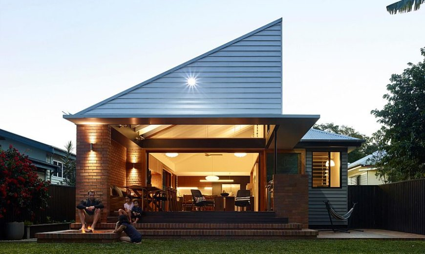 Mitchelton House: New Post-War Architecture in Timber and Brick