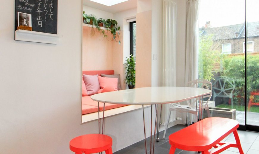 Small Breakfast Nooks Perfect for the Modern Space-Savvy Home