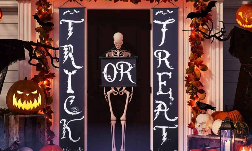 Halloween Decorating for the Front Porch: Steal the Spotlight!