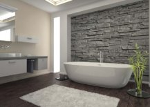 Natural-stone-accent-wall-for-the-polished-contemporary-bathroom-84076-217x155