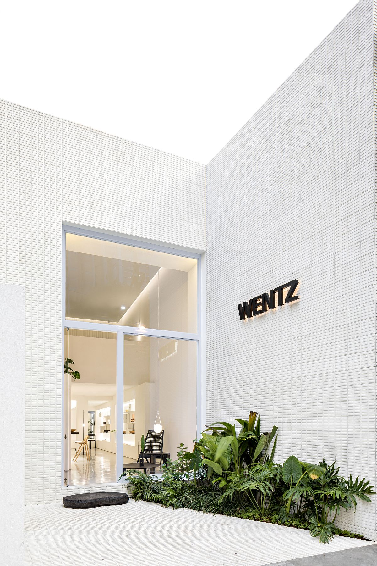 Polished Renovation Turns Two-Story Building in Sao Paulo into a Concept Store