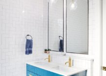 Blue-vanity-for-the-bathroom-adds-color-and-contrast-to-the-space-71019-217x155