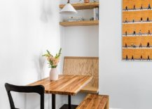 Custom-dining-space-and-breakfast-zone-with-wooden-table-and-bench-for-the-modern-New-York-apartment-33886-217x155