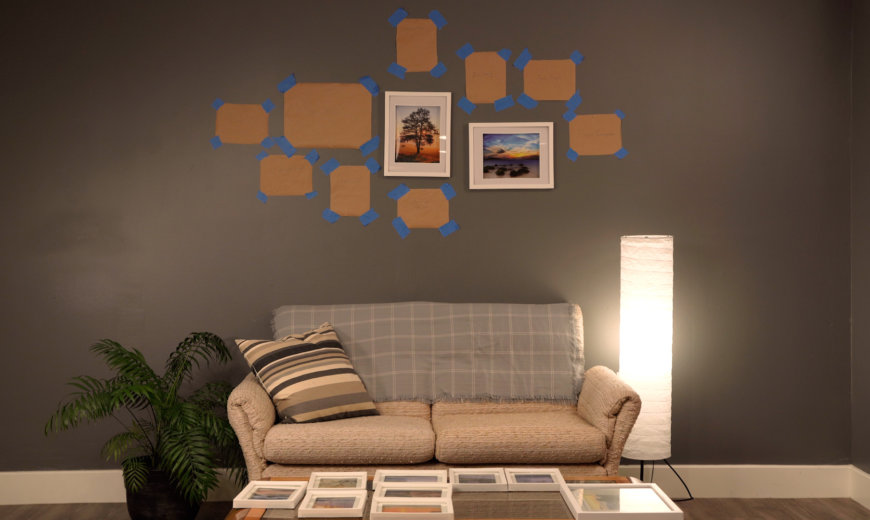 How To Make The Perfect DIY Gallery Wall For Any Home