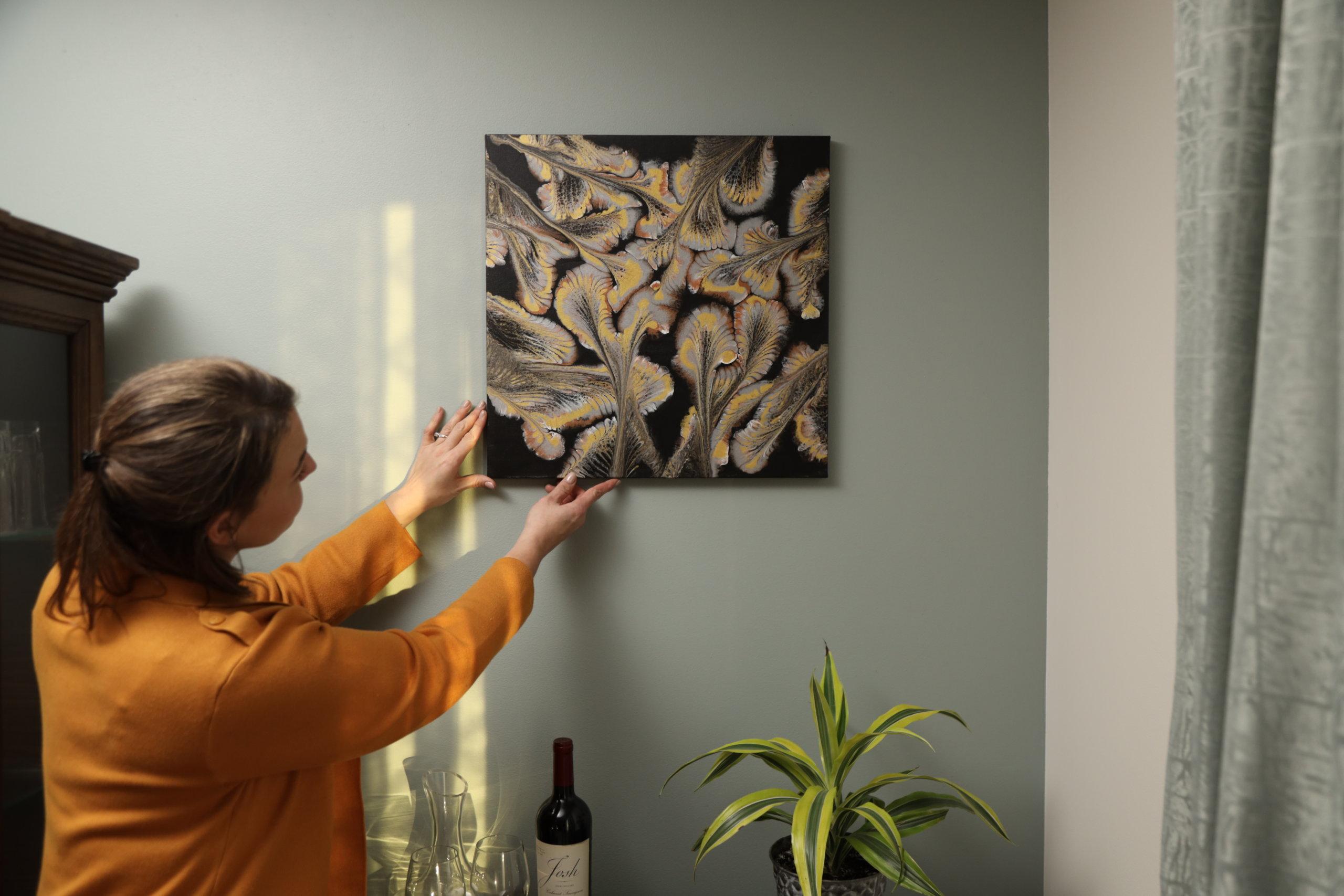 Fluid Art: 3 Mesmerizing Paint Pour Techniques