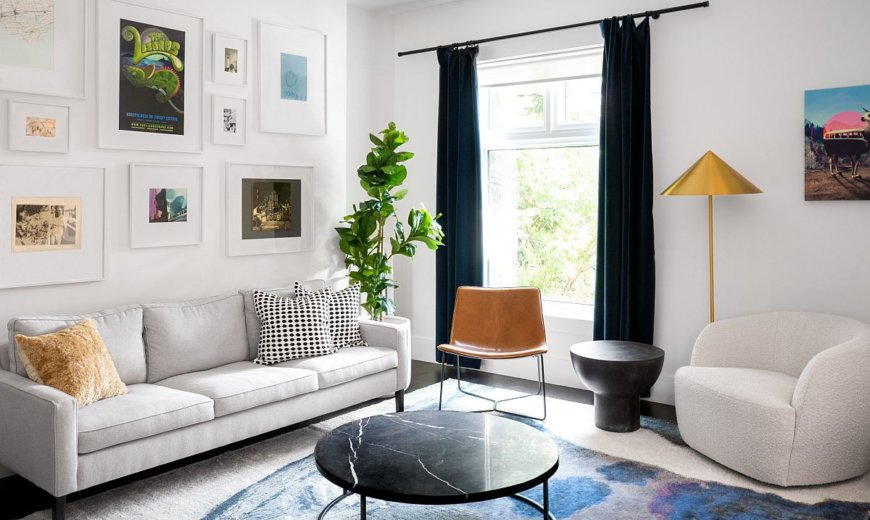 Best of 2020: Top Living Room Ideas of the Year that Inspired Us