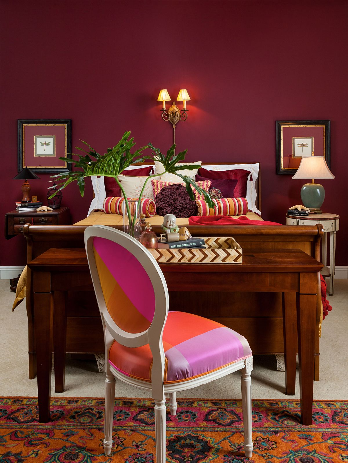 Contemporary-burgundy-bedroom-is-an-absolute-visual-treat-14979