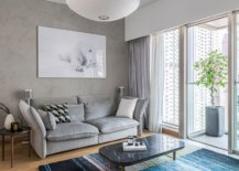Contemporary-living-room-of-apartment-in-Hong-kong-with-gray-accents-and-a-lovely-accent-wall-75950-217x155