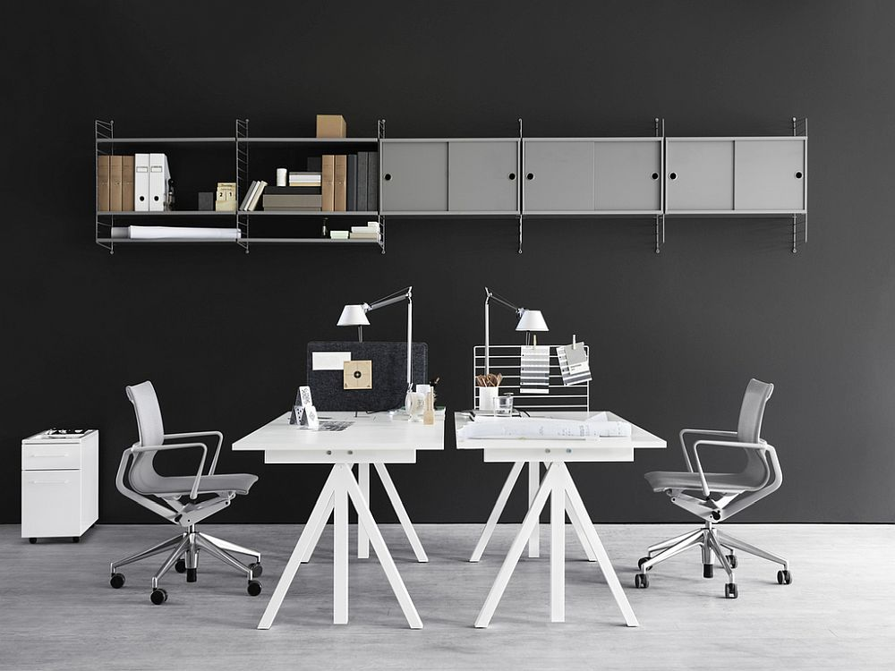 Create your own, custom home office solution with the new String workspace