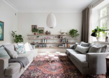 Dashing-modern-Scandinavian-style-living-room-with-a-lovely-rug-that-steals-the-spotlight-26297-217x155