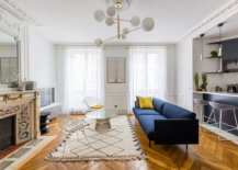 White-and-wood-combined-with-brilliant-pops-of-deep-blue-and-yellow-in-the-modern-open-plan-living-space-14964-217x155