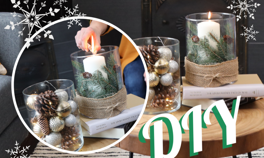 DIY Winter Wonderland Centerpieces That Are Easy And Elegant