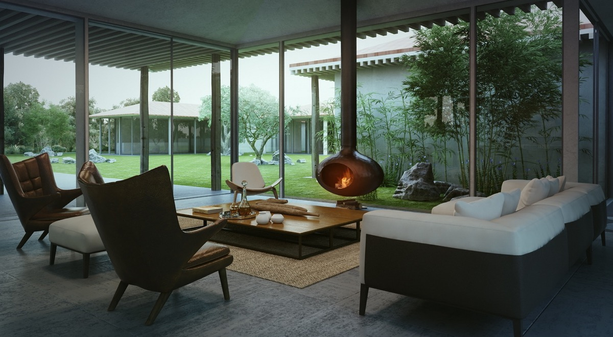 wide-windows-mid-century-modern-living-room-tables