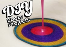 Decoist DIY: Epoxy Resin Pours 3 Ways