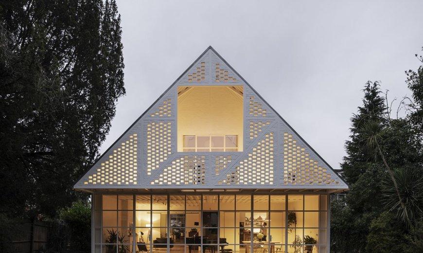 Tudor Revival with a Contemporary Twist: Light & Bright Modern British Home