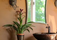 Modern-Mediterranean-style-powder-room-with-just-a-hint-of-greenery-43252-217x155