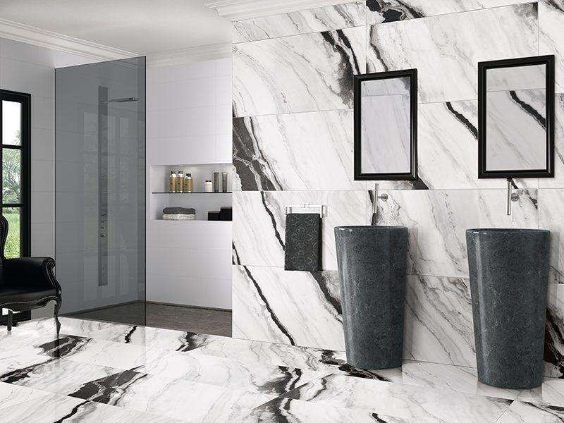 Abstract Design Tiles