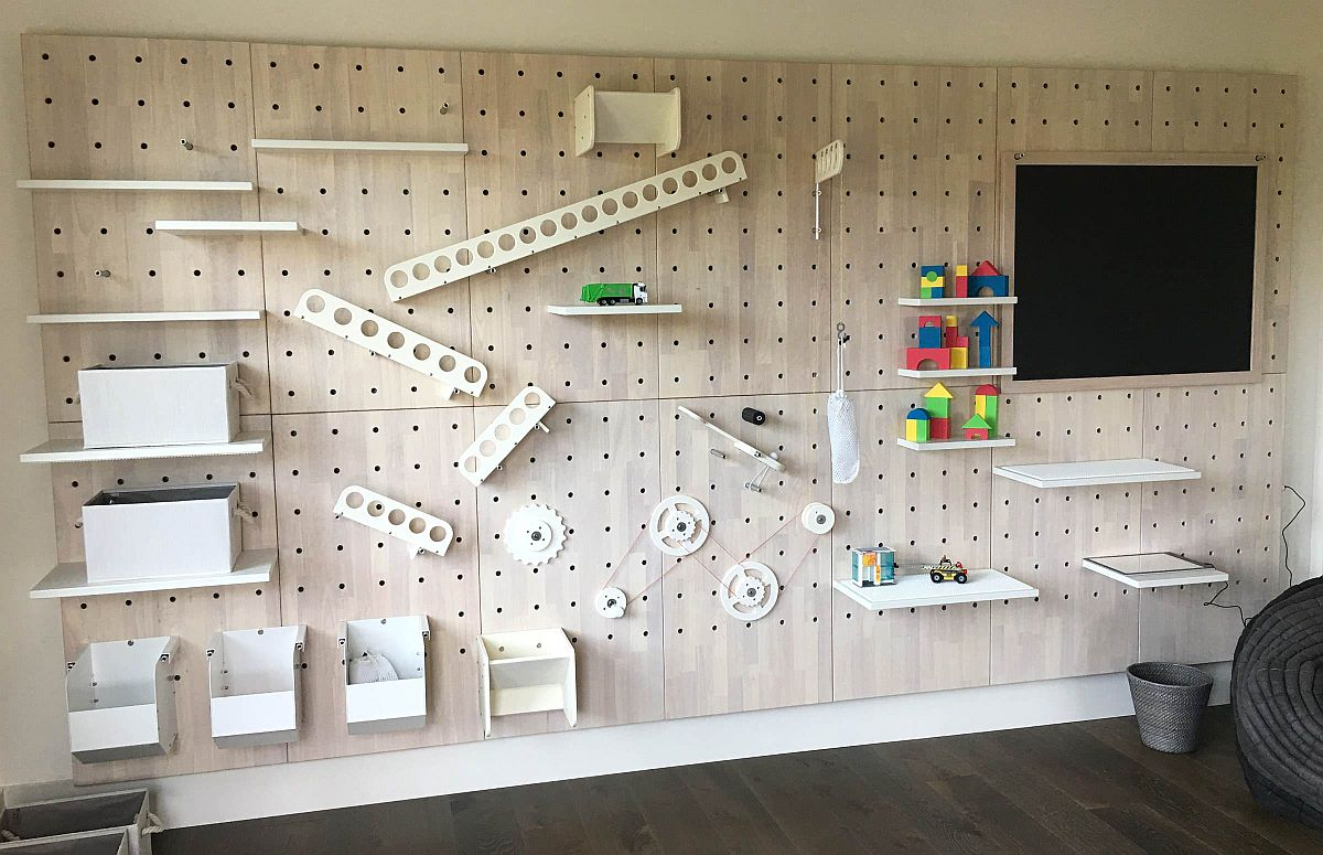 Activity-wall-in-the-kids-room-combines-storage-and-play-time-with-creativity-92551