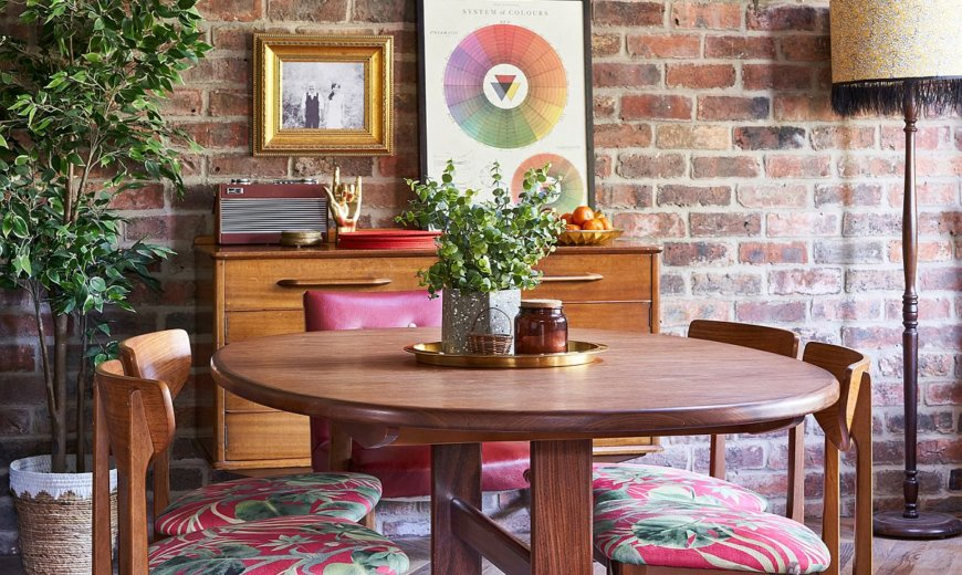 Dining Room Trends for 2021: Bright, Refreshing and Adaptable Ideas