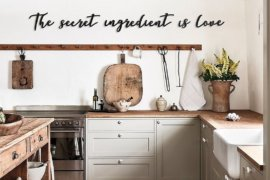 Kitchen Wall Decor Ideas for Every Style