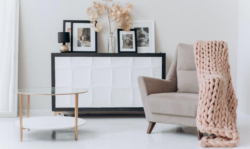 20 Perfect Armchairs to Accent Your Living Room