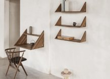 Combine-the-stylish-wall-mounted-desk-in-the-corner-with-floating-wooden-shelves-35644-217x155