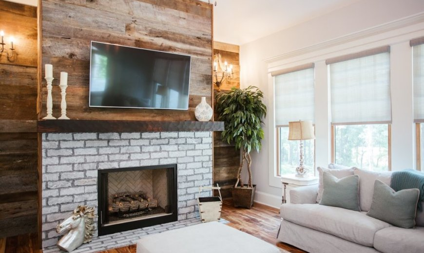 Stunning Brick Fireplace Designs that Add Cozy Style to any Home
