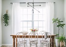 Light-gray-in-the-dining-room-is-as-effective-as-white-for-a-charming-and-stylish-backdrop-55516-217x155