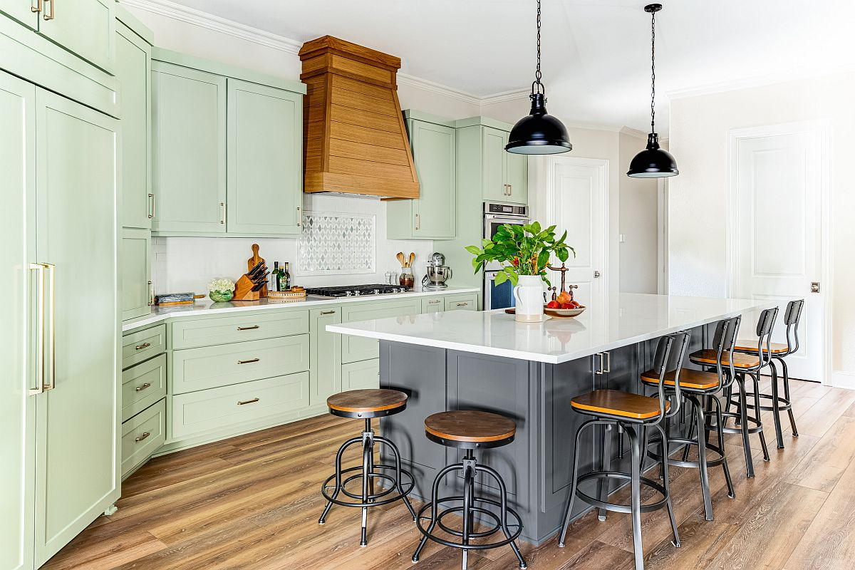 Light-mint-green-cabinets-allow-you-to-switch-between-styles-in-the-kitchen-with-ease-34296
