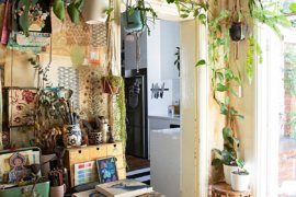 Green Workspaces: Home Offices in 10 Different Styles Bring Nature Indoors