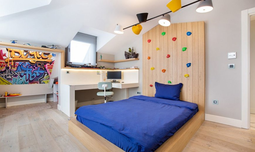 Kids' Bedroom Trends for 2021 that Look Beyond Color and Style