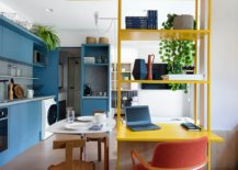 Space-savvy-home-workspace-in-solar-yellow-with-metallic-glitz-64586-217x155