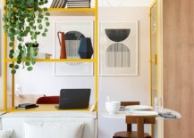 Tiny-breakfast-zone-next-to-the-home-workstation-in-yellow-14670-217x155