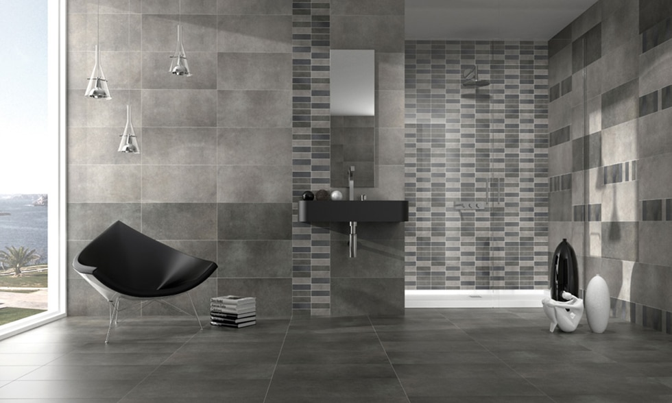 Two-Toned Tiles