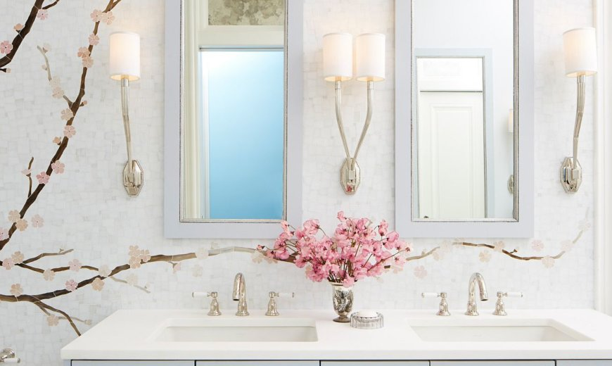 Bathroom Vanity Lighting Guide: How to Get it Bright!