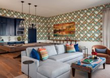 Wallpaper-creates-a-colorful-and-pattern-filled-backdrop-in-this-family-and-game-room-18490-217x155