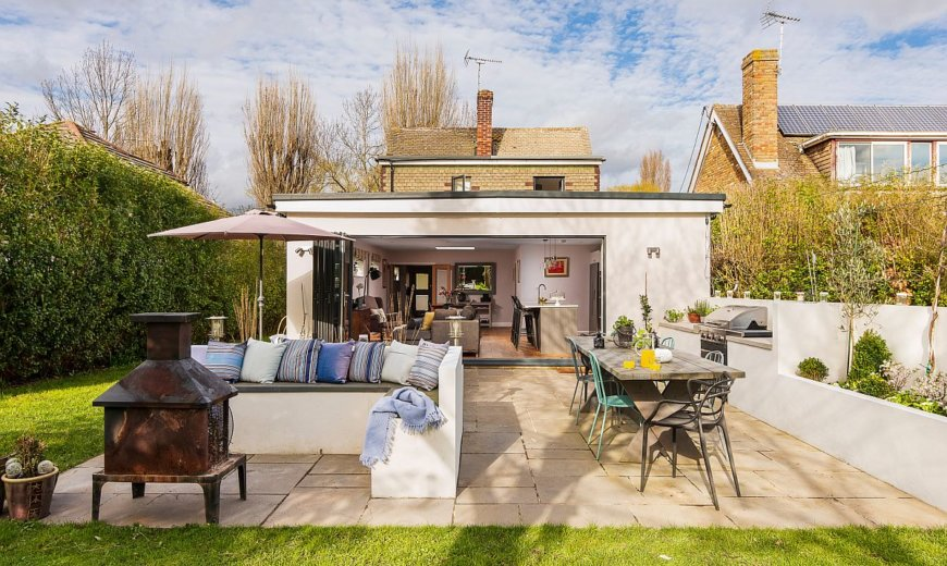 Top 5 Home Outdoor Trends for Summer and Spring 2021