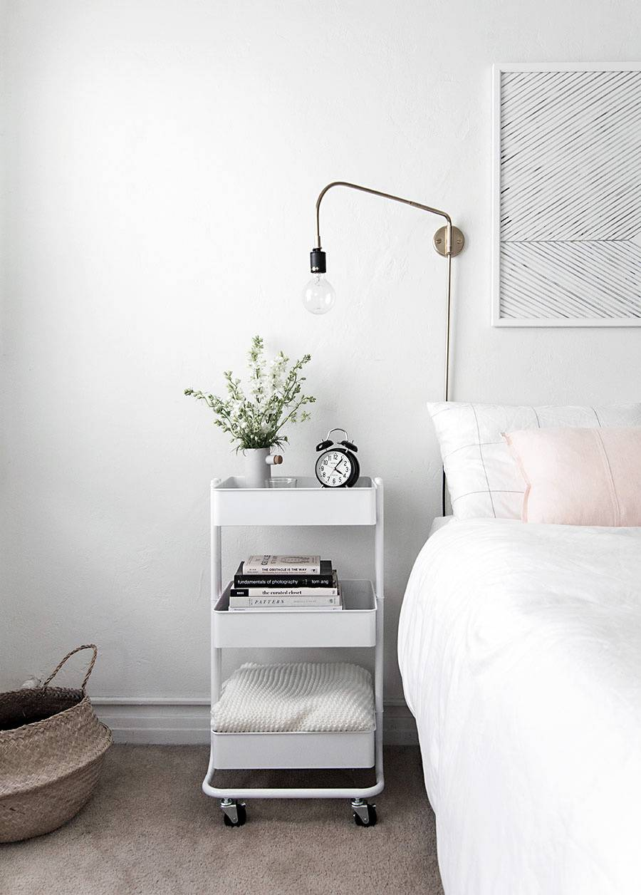 Bedroom Tiered Trolley