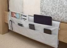 Bedside Multi-Pocket Holder
