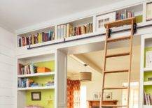 Closet Above Door