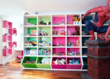Colorful-wall-of-shelves-creates-a-fabulous-focal-point-in-this-kids-room-and-playarea-88263-217x155