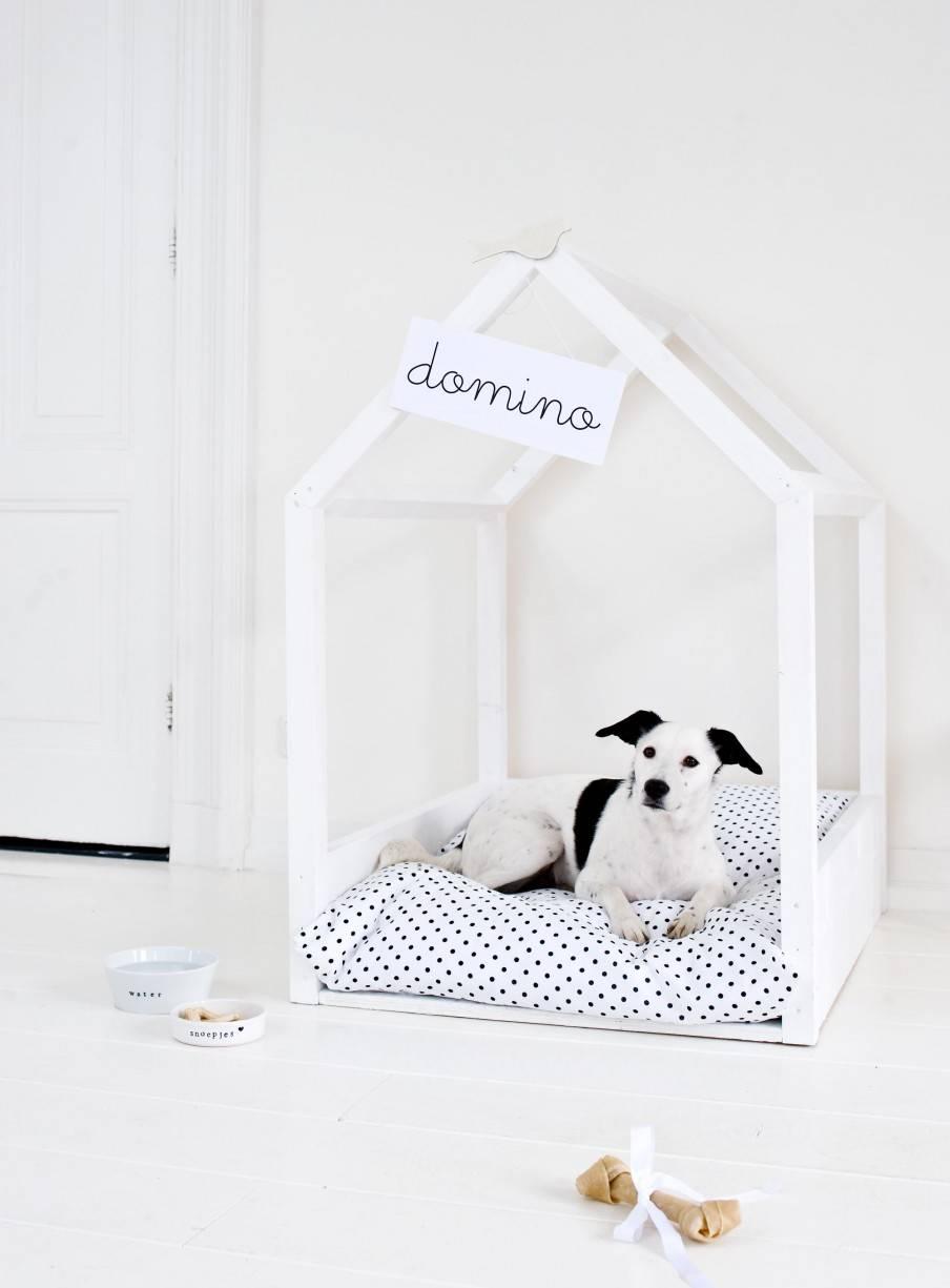 Custom Made Dog House Frame