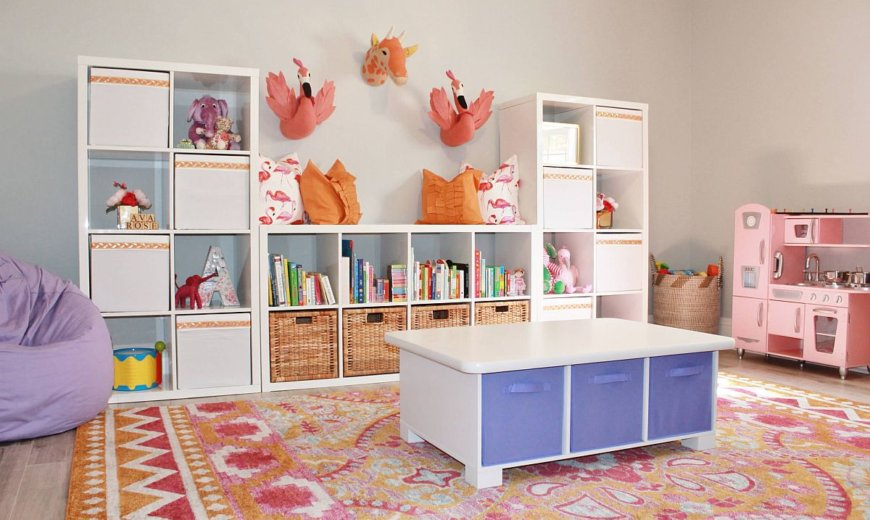 25 Best Toy Storage Ideas: Space-saving Solutions for the Kids' Room