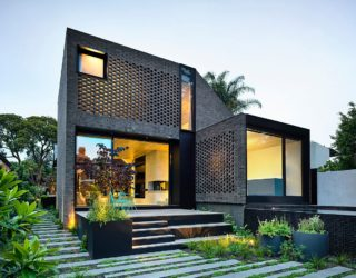 Brick, Steel and Timber Extension Brings New Life to Heritage Melbourne Home