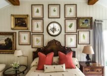 Framed-botanicals-in-the-backdrop-add-a-green-tinge-to-the-bedroom-90996-217x155