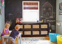 Fun-playroom-with-small-storage-baskets-for-toys-and-a-chalkboard-wall-in-the-backdrop-42303-217x155