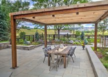 Modern-rustic-patio-with-oudoor-dining-area-and-a-standalone-pergola-structure-32219-217x155