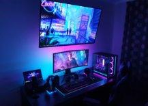 Multi-colored Gaming Accessories
